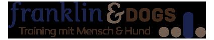 Logo der Hundeschule Franklin & DOGS aus Dortmund